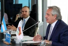 Portal 180 - Senado argentino analiza proyecto sobre grandes fortunas