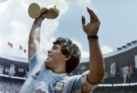 Portal 180 - Murió Diego Armando Maradona
