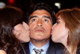 Portal 180 - Hitos de la carrera deportiva y la vida privada de Diego Maradona