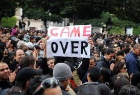 Portal 180 - Diez años después, la Primavera Árabe sólo sobrevive en Túnez