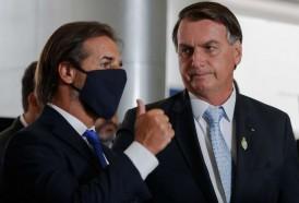 Portal 180 - Lacalle Pou y Bolsonaro hablaron de flexibilizar el Mercosur