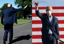 Portal 180 - Trump quiere seguir vociferando, pero Biden no pronuncia ni su nombre