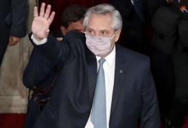 Portal 180 - Fernández pide al Congreso la reforma del poder judicial en Argentina