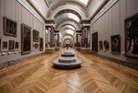 Portal 180 - El Louvre cuelga casi medio millón de obras en internet