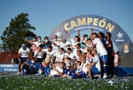 Portal 180 - Las imágenes de Nacional bicampeón uruguayo