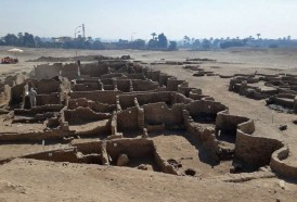 Portal 180 - Descubren la ciudad antigua más grande de Egipto