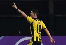 Portal 180 - Peñarol goléo a Cerro Largo y avanzó en la Sudamericana
