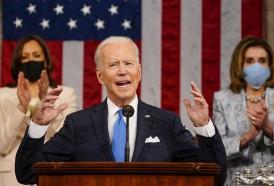 """Portal 180 - Biden celebra que EEUU """"está avanzando de nuevo"""""""