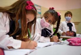 Portal 180 - Las imágenes de la vuelta a clases presenciales en las escuelas rurales unidocentes