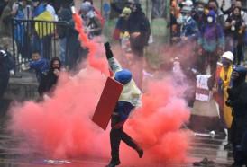 Portal 180 - Duque, sitiado por las protestas y las críticas a su manejo de la crisis en Colombia