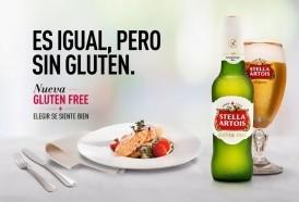 Portal 180 - Stella Artois presenta su variedad de cerveza Gluten Free
