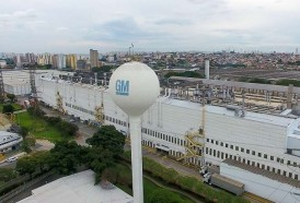 Portal 180 - GM producirá un modelo inédito en São Caetano do Sul
