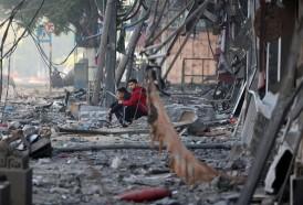 Portal 180 - Israel concentra soldados cerca de Gaza e intenta sofocar disturbios en varias ciudades