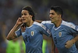Portal 180 - Suárez y Cavani van por devolverle el gol a Uruguay