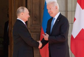 """Portal 180 - En cumbre """"positiva"""", Biden le trazó """"una línea roja"""" a Putin"""