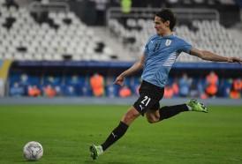 Portal 180 - Uruguay superó a Paraguay y ahora se medirá con Colombia en cuartos