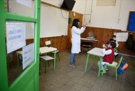 Portal 180 - Presencialidad plena alcanza al 65% de alumnos en escuelas, según Familias Organizadas