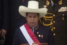 Portal 180 - Castillo anuncia reforma constitucional al asumir Presidencia de Perú