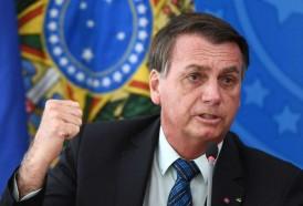 """Portal 180 - Bolsonaro advierte a la justicia electoral: """"No aceptaré intimidaciones"""""""