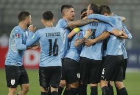 Portal 180 - Las imágenes del empate de Uruguay en Lima