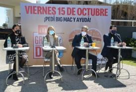 Portal 180 - Nuevo Gran Día solidario de McDonald's