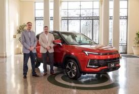 Portal 180 - JAC Motors presentó su nueva SUV, JAC S4 ¡Dejate sorprender!