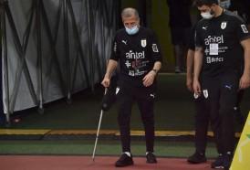 """Portal 180 - """"Fuimos muy superados por Brasil y me hago cargo"""", dice Tabárez"""