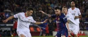 Portal 180 - Mirá la final de la Copa del Rey entre Barcelona y Sevilla con Cablevisión
