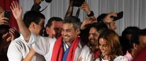 """Portal 180 - """"Marito"""" ganó por estrecho margen las presidenciales en Paraguay"""