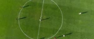 """Portal 180 - Canchero del Estadio sobre el círculo central: """"no marqué al tuntún"""""""