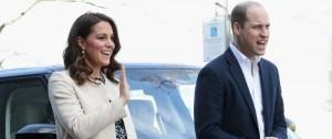 Portal 180 - Kate da a luz su tercer hijo con el príncipe William de Inglaterra
