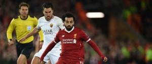 Portal 180 - Liverpool goleó a Roma pero se complicó sobre el final