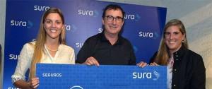 Portal 180 - Segunda edición de la Copa Seguros SURA de golf reunió a más de un centenar de deportistas