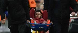 Portal 180 - El inglés Oxlade-Chamberlain se perderá el Mundial por lesión