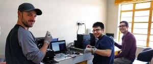 Portal 180 - Una prueba barata y portátil puede detectar riesgo de sarampión
