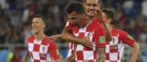 Portal 180 - Croacia le ganó a Nigeria y lidera su grupo