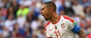 Portal 180 - Serbia le ganó a Costa Rica con un golazo de Kolarov