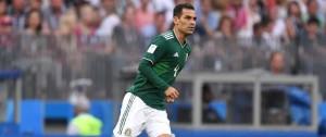 Portal 180 - Rafa Márquez es el tercer jugador en disputar cinco Mundiales