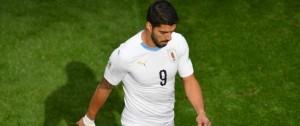 Portal 180 - Este miércoles Suárez cumplirá 100 partidos con Uruguay