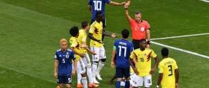 Portal 180 - Primera roja del Mundial: el colombiano Carlos Sánchez