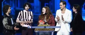 "Portal 180 - ""Black Panther"" y ""Stranger Things"" arrasan en los MTV Movie and TV Awards"