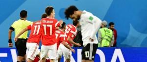 Portal 180 - Rusia le ganó a Egipto y quedó muy cerca de los octavos de final