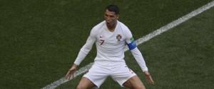 Portal 180 - Portugal ganó con otro gol de Cristiano