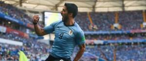 Portal 180 - Uruguay le ganó a Arabia y clasificó a octavos