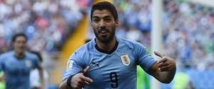 Portal 180 - Las mejores fotos del triunfo de Uruguay ante Arabia