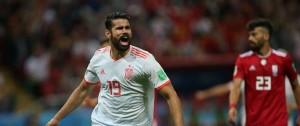 Portal 180 - España le ganó a Irán y puso un pie en octavos