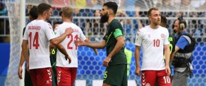 Portal 180 - Dinamarca se acerca a octavos tras empatar 1-1 contra Australia