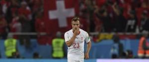 Portal 180 - Suiza lo dio vuelta sobre la hora contra Serbia