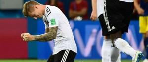 Portal 180 - Toni Kroos mantiene con vida a Alemania que le gana a Suecia 2-1 en el descuento