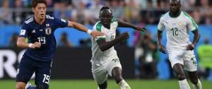 Portal 180 - Japón y Senegal empatan 2-2 y lideran el Grupo H